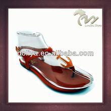 2013 latest women flat sandals