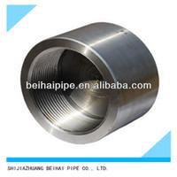 stainless steel NPT threaded pipe plug