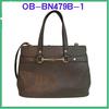 embossed faux leather pu handbag manufacturer