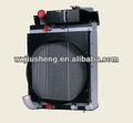 Venta caliente y de alto rendimiento de camiones de aluminio del radiador y el intercooler fabricante/intercoolers universal
