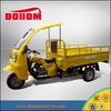 Tricycle cargo Three Wheel Motorcycle with front cover for sle