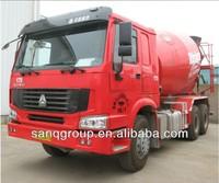 14m3 HOWO 6*4 concrete mixer truck, concrete transit mixer,concrete truck