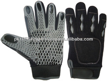 Impact Protective Mechanic Gloves for Oil and Gas Industries, Non-Slip Gloves / Safety Gloves for Offshore / Gloves Oil Field