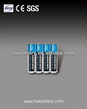SUPER ALKALINE BATTERY LR03-4/S