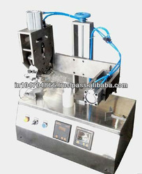Pneumatic Tube Sealing Machine With Cutter