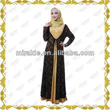 MF20905 New designs Islam Gamis Abaya Wholesale Factory