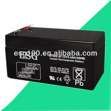 12V3.4AH three wheel electric bikes batteries