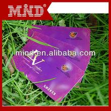 2013 Chengdu MIND business card beauty free design