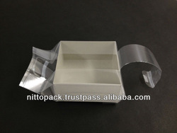 easy open side gusseted biscuit packaging material