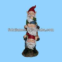 Resin garden gnomes figurines garden gnome names