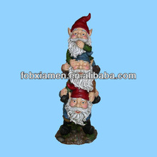 Resin garden gnomes figurines garden gnome names