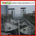 silo para los tipos de almacenamiento de granos