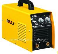 RELI aluminium welding machineMMA-200 IGBT WELDER