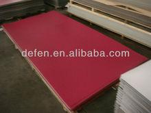 1220x2440mm textura prova de fogo placa de fórmica para o armário