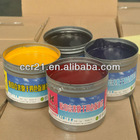 sheet fed offset printer oil ink from china