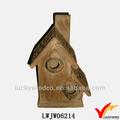 primitiva shabby chic estilo country em madeira ao ar livre gaiolas para aves