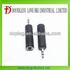 3.5mm stereo Adapter with 6.3mm jack