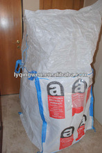 PP bulk bag for packing animal feed 1000kg with high printing,any color choosen