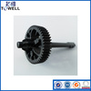 Black Hi-precision Gear 3D Printer/CNC Machine Model Rapid Protoype