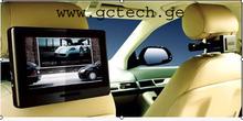 Active Headrest Car DVD Player with digital panel FZ-3001