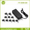Plastic 15V Adapter For Laptop 90W Output Voltage 15V-24V