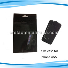 HOTSELL Waterproof bike case for iPhone 5S