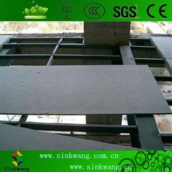 Fibre cement siding board asbestos free