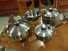 7 pieces Royal prestige cookwares