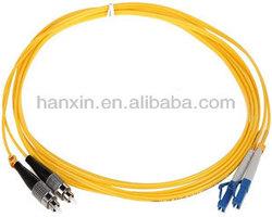 Simplex fiber patch cable / Black Box Network Services / Fiber optic cable shop