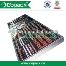 2013 New products lip cosmetic display for nail polish