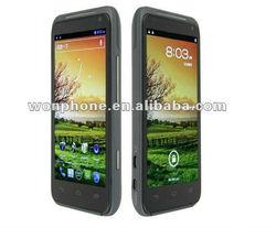 New China Smartphone V1277 MTK6577 4.3inch Mobile Phone