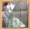 High Quality high Transparent Tempered Glass for pool safety