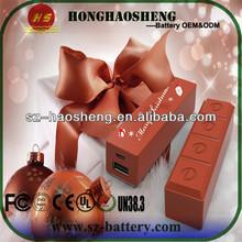 Mini 3000mAh chocolate new power banks