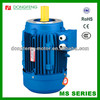 BUY INDUCTION MOTOR !!!! MS SERIES THREE PHASE ALUMINUM HOUSING MOTOR