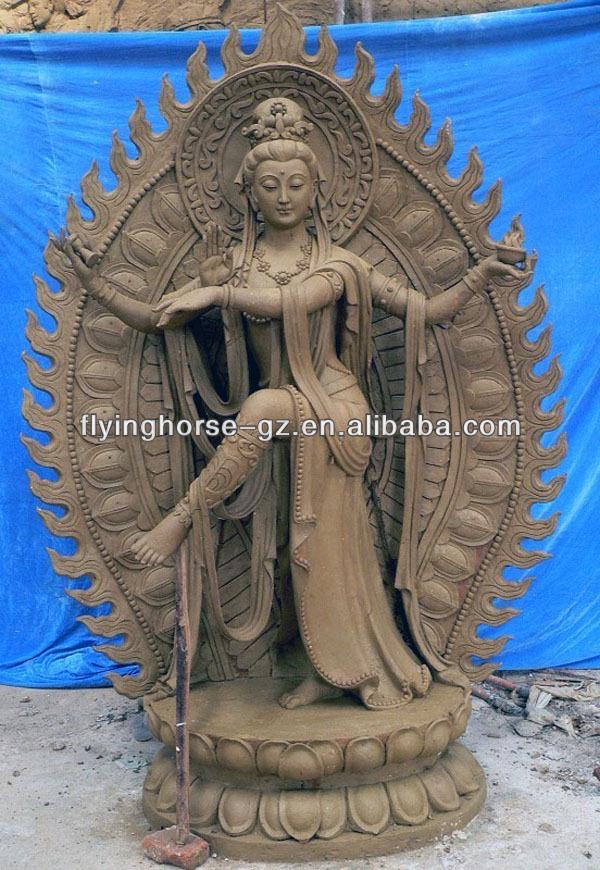 Gautam Buddha Statue Standing Standing Buddha Statue