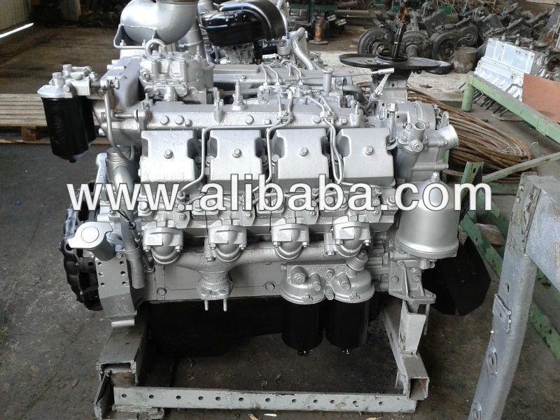 Engine Kamaz 740