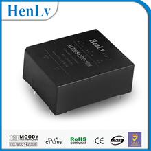 ac to dc power supply output voltage 9v,10w 220v input ac dc converter