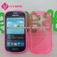 s cube gel tpu case for samsung galaxy mini i8190
