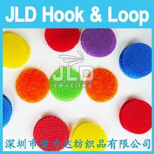 Nylon color velcro dots