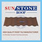 light sun shaped hotal build asphalt shingle roof coating