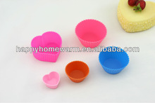 High Quality Food Grade Silicone Wholesale Cupcake Supplies.Compliance With FDA/SGS