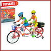 Plastic bike toys model