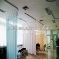 En alliage d'aluminium rideau hôpital courbes. ferroviaire./pisteproduction