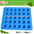 de calidad alimentaria 30 agujeros suave de silicona suministros de panadería