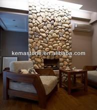 High quality gas stone fireplace frame