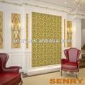nova casa de veludo decorativos de parede papel de parede decoração decoração de paredes