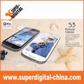 mt6517 teléfono inteligente s3 ipro teléfono wifi para la promoción