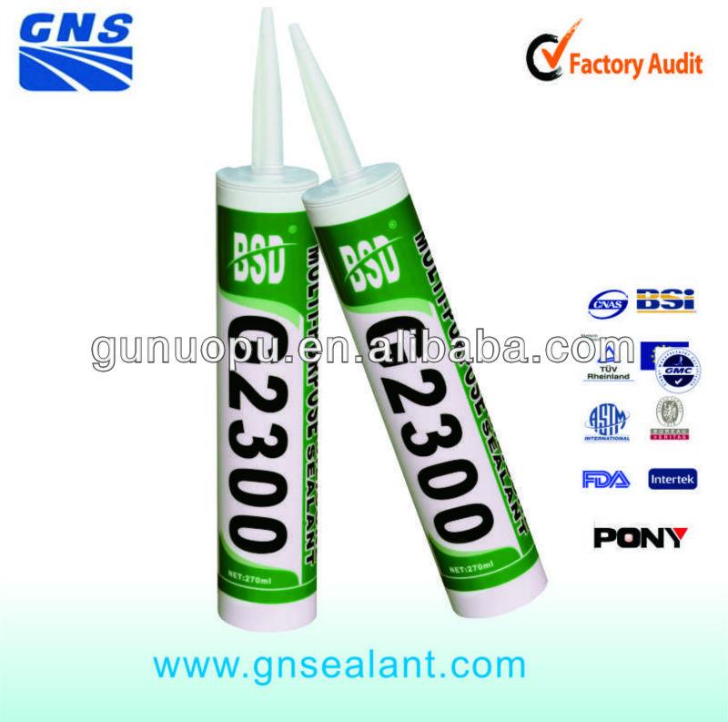 high performance Multi-purpose Silicone Sealan