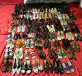 ingrosso scarpe usate