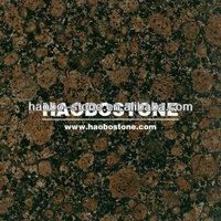 Haobo Stone Granite Baltic Brown Slabs